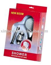 color box pack bathroom accessory Hand Shower Set