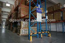 heavy weight pallet rack