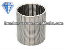 Johnson type water well screen pipe/water well mountings