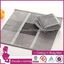 Organic bamboo fabric hand towel