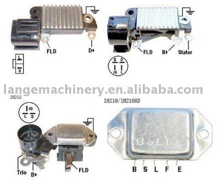 Regulador de voltaje para Hitachi serie
