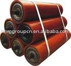 conveyor coat rubber roller