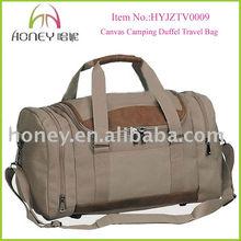 Men's Stylish Durable Canvas Large Fancy Travel Bag