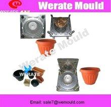 injection flower pot mould