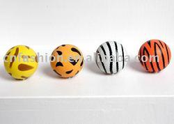 high quality colorful hollow rubber ball,hollow bounce ball,rubber handball