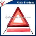La seguridad del coche del triángulo de advertencia reflexiva