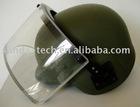 1.5kg Bulletproof helmet visor