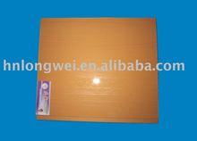 wooden pattern 25cm width pvc panel