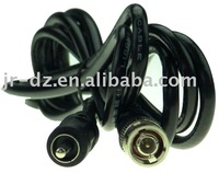 rca Video cable with bnc+rca connector