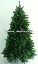 Artificial Christmas Tree PVC christmas tree hinged christmas tree