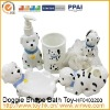 Doggie Bathroom Set