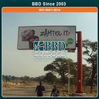 Outdoor super bright solar billboard advertising prices