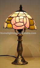 Tiffany Rose Table Lamp (TFD-082)