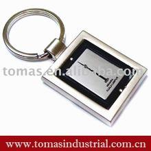 Promotional gift souvenir metal key chain