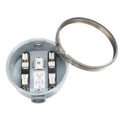 Base socket para medidor