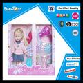 popular moda brinquedo boneca com secadordecabelo bonecas que parecem reais