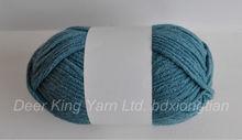 viscose nylon blend elastic super soft knitting yarn
