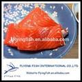 Congelados chum/rosa porção de salmão