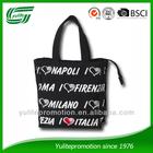 Canvas Fashion bag with city name printing