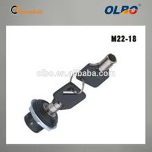 M22-18 Tubular Vending Machine Key Lock