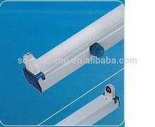 LAM-K American style fluorescent light fixture 1x40W / 1x20W