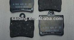 Brake Pads for ATEGO 0034202220