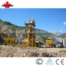 56t/h CLY-700 mobile asphalt mixing plant