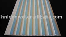 bar groove pvc panel for wall and ceiling