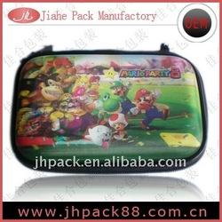 3D game holder for Nintendo DS