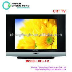 21 crt color tv