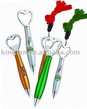 ball pen with bottle opener