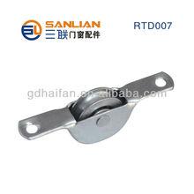 Popular iron sliding window roller RTD007