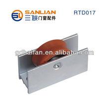Aluminium housing sliding window roller RTD017