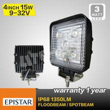 15W LED WORK LIGHT,off road light