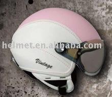 Scooter helmet/ custom half face helmets/ motorcycle half face helmet AD-901