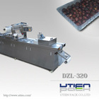 Nut thermoforming pack machine