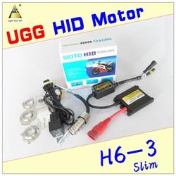 Motocicleta de HID H6 M