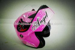 hot sell double visor flip up helmet