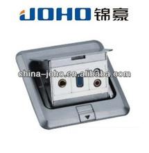 122*120mm tipo pop-up receptáculo de suelo