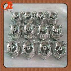 aluminium metal cnc mock up with large quantity