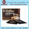 (black coffee with ganoderma) Organic ganoderma coffee