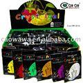 Bola de cristal/del suelo de cristal mágico del agua del grano/gel de agua grandes cuentas de barro de cristal de colores de la personalidad