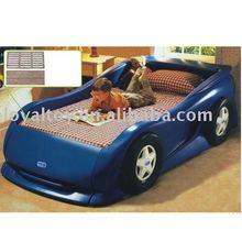 Luxury racing car bed