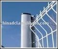 Malla de alambre soldado panel de la cerca/decorativos de hierro ventana guardias