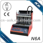 Fuel Injector Cleaner and Tester N6A-E ---injector cleaning machine---vehicle equipment