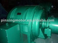 JR low voltage three phase slip ring induction motor