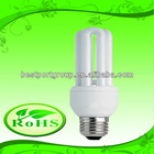 Good Quality 220V 5W E27 2U Energy saving lamp