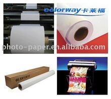 Large format RC base digital proofing paper