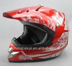 ABS material cross helmet