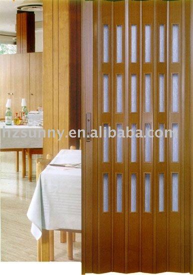 Puertas De Baño Tipo Acordeon:PVC Accordion Doors
